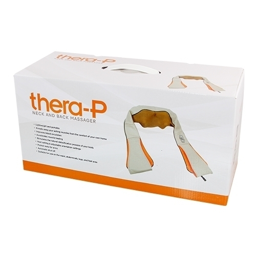 Beauty Frizz Thera-P Neck and Back Massager