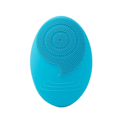 Beauty Frizz Sonic Facial Cleansing Brush & Massager Blue