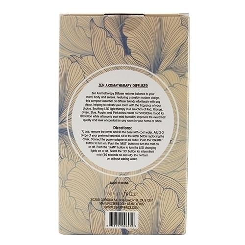 Beauty Frizz Zen Aromatherapy Diffuser