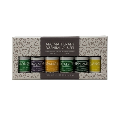 Beauty Frizz Aromatherapy Essential Oils Set of 6