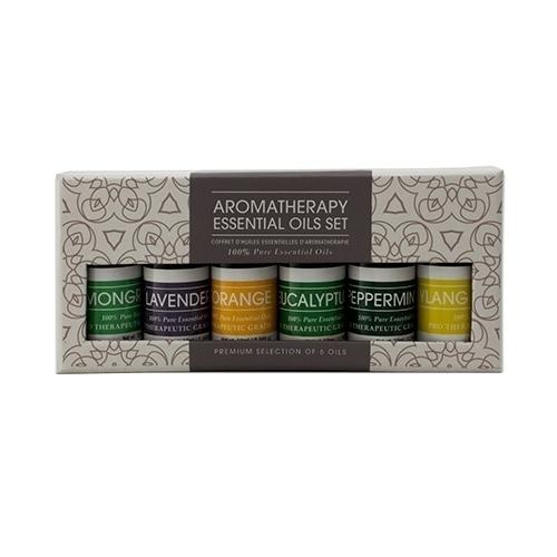 Beauty Frizz Aromatherapy Essential Oils Set of 6