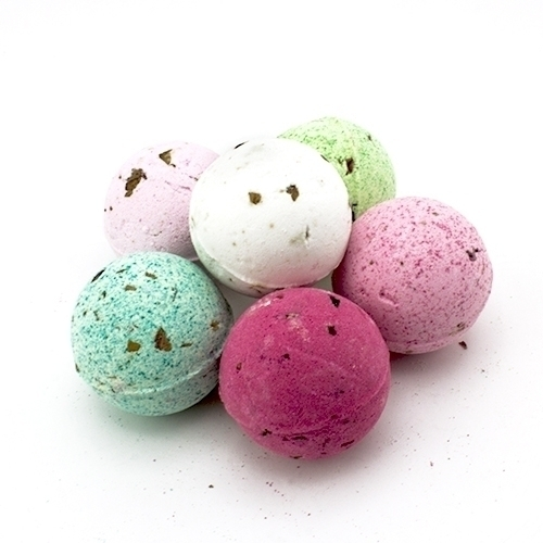 Beauty Frizz Bath Bombs Set of 6