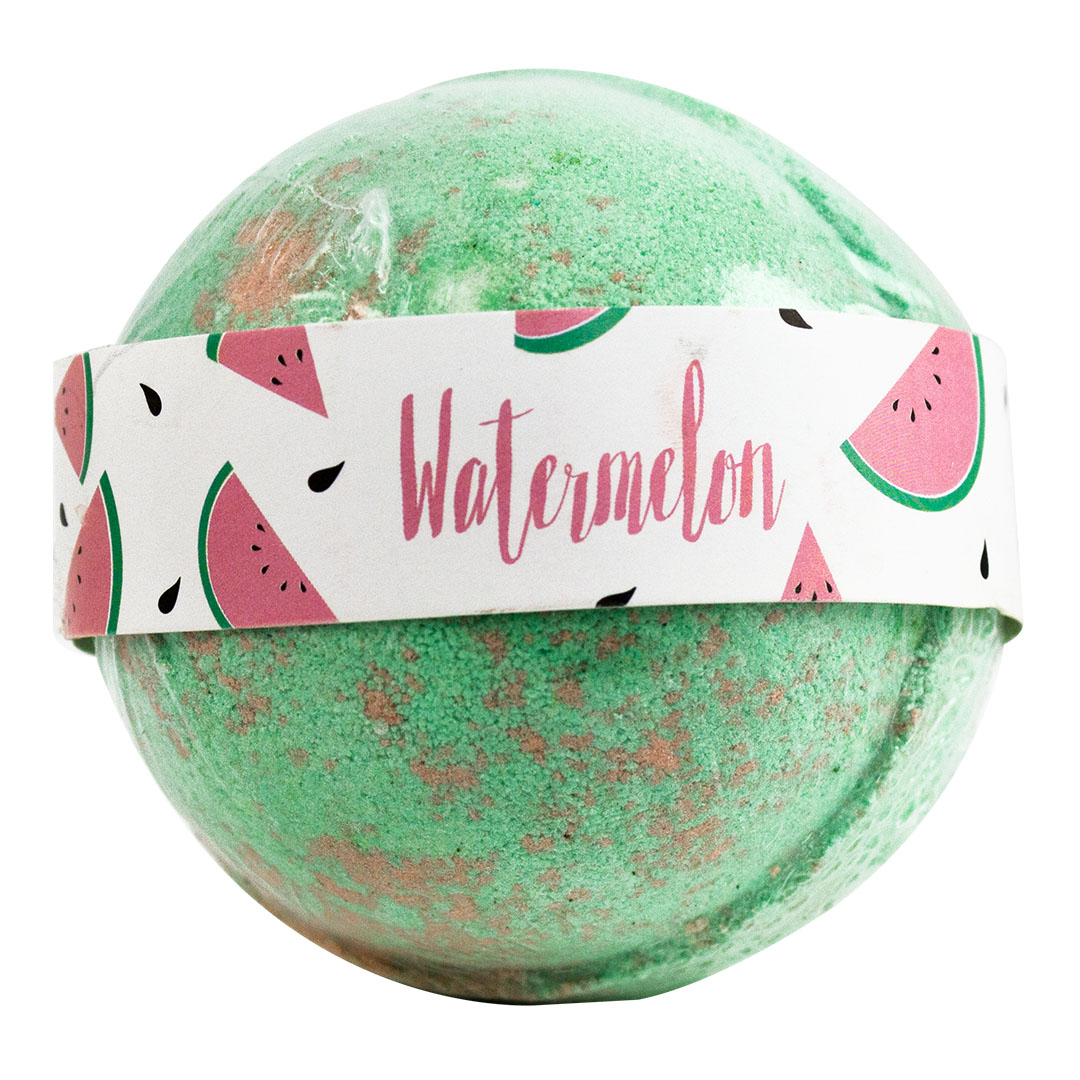 Beauty Frizz Watermelon Bath Bomb