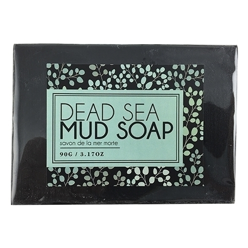 Beauty Frizz Dead Sea Mud Soap