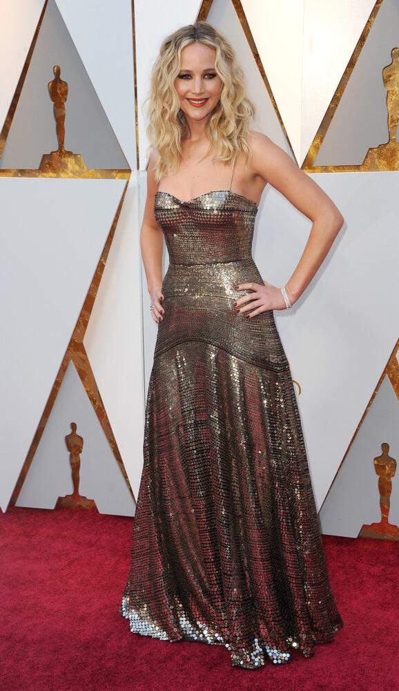 2e2d853d92c 15 Best Dresses from the Oscars 2018 – BeautyFrizz