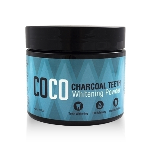 Beauty Frizz Coco Charcoal Teeth Whitening