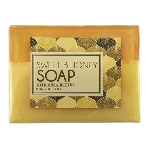 Beauty Frizz Sweet B Honey Soap