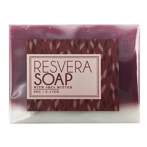 Beauty Frizz Resvera Soap