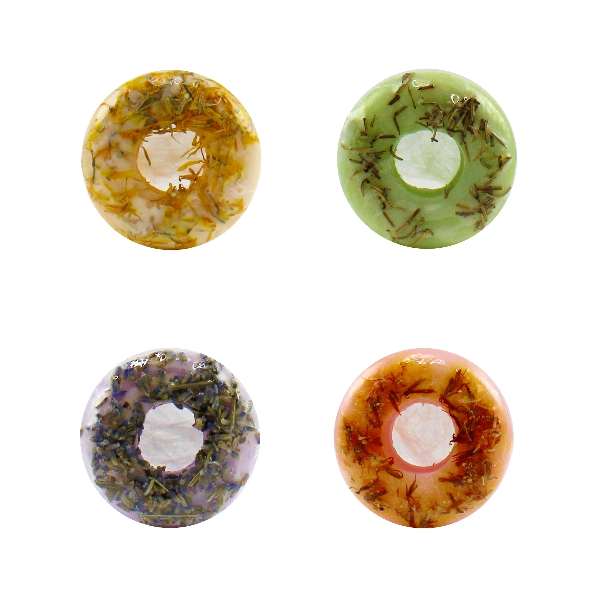 """Sweetly Clean"" Handmade Donut Soaps"