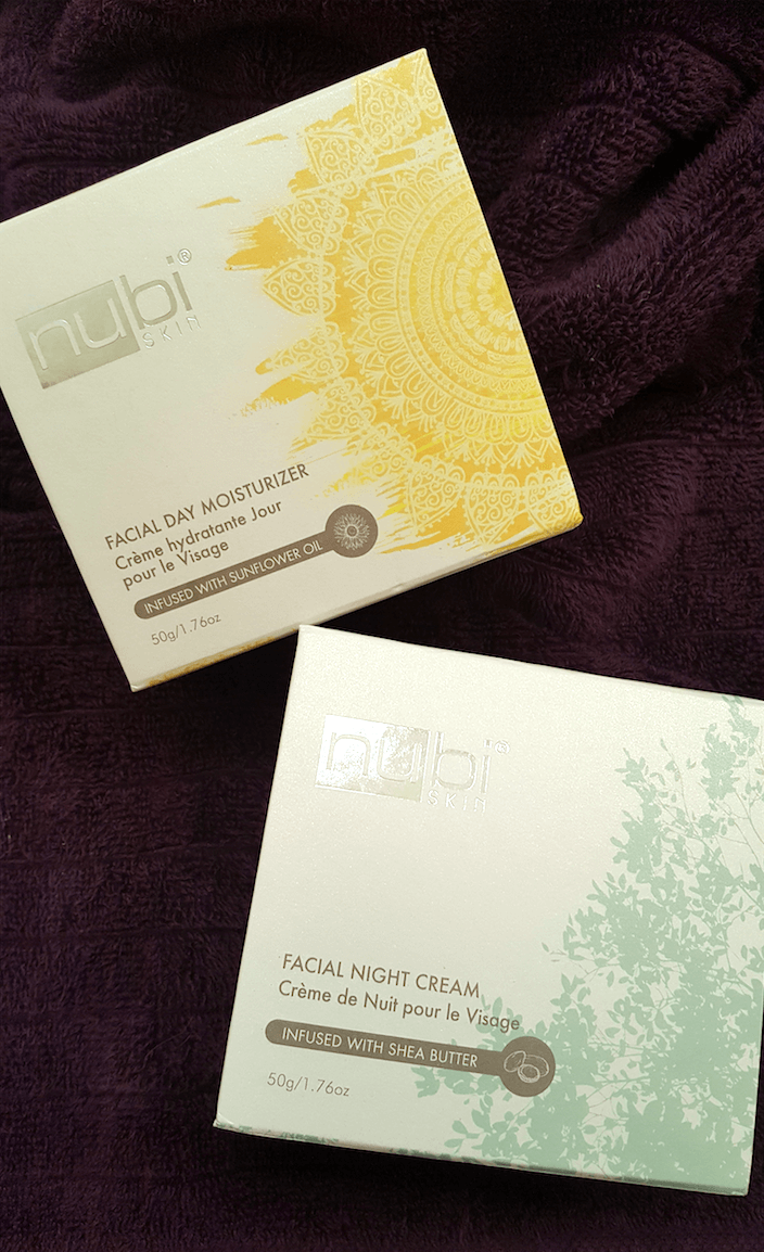 Nubi Skin Facial Night Cream review
