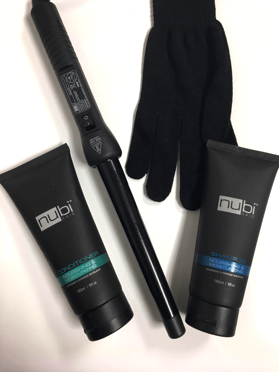 Nubi Hair products review