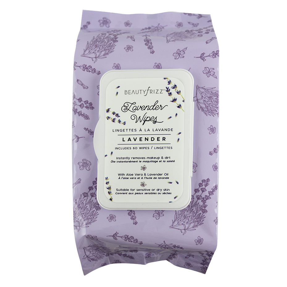 Lavender Wipes without package