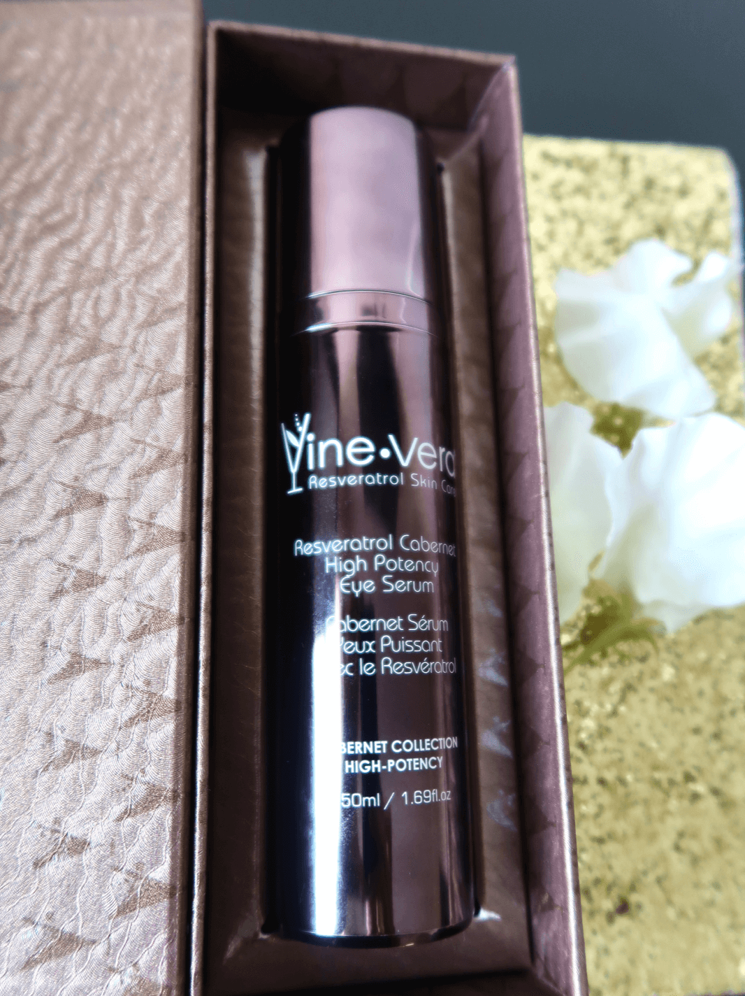 My Review Of Vine Vera Cabernet Collection Beautyfrizz