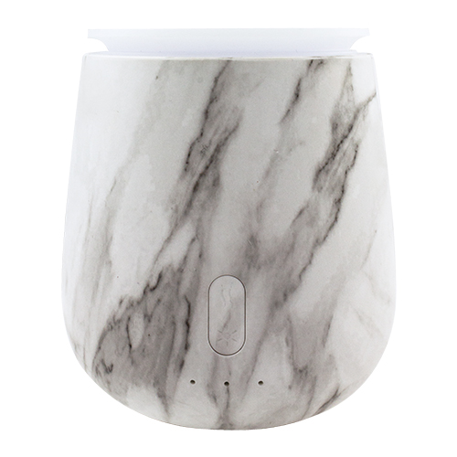 marble mist oil diffuser back