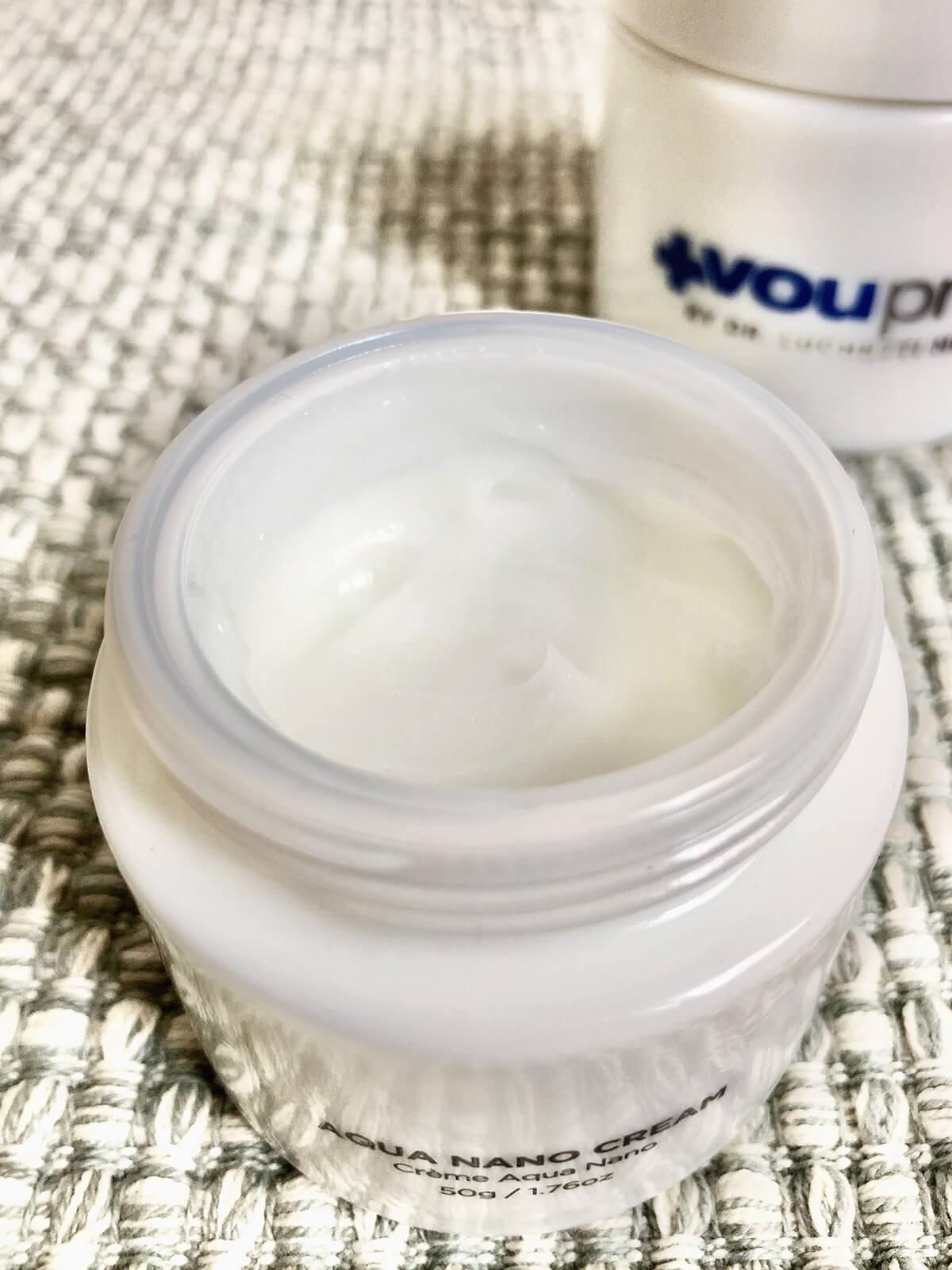 Vou Pre Aqua Nano Cream