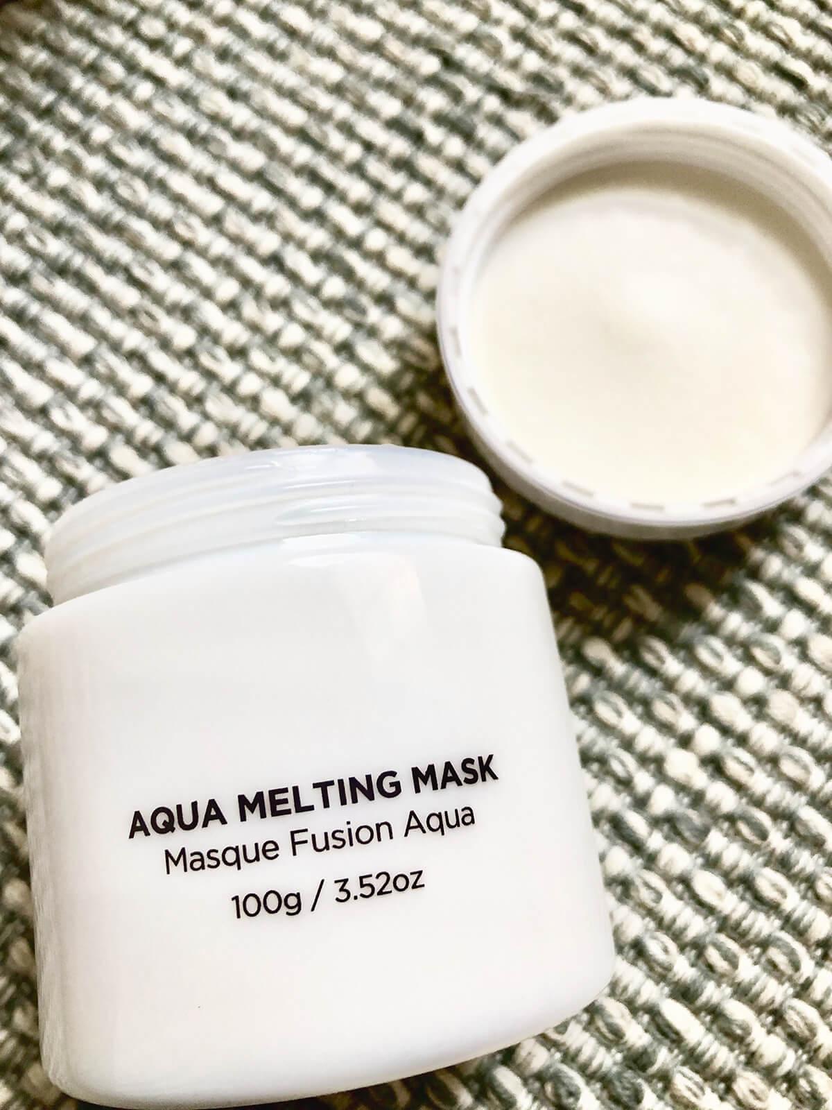 Vou Pre Aqua Melting Mask