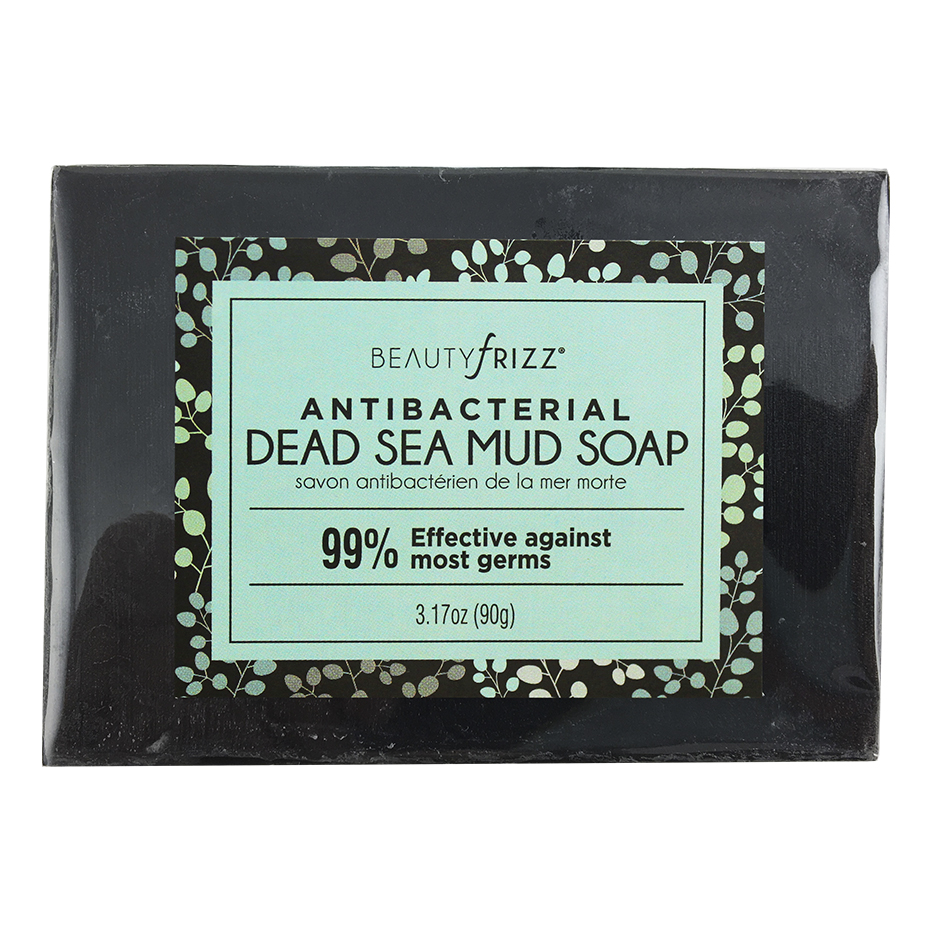 Antibacterial Dead Sea Mud Soap