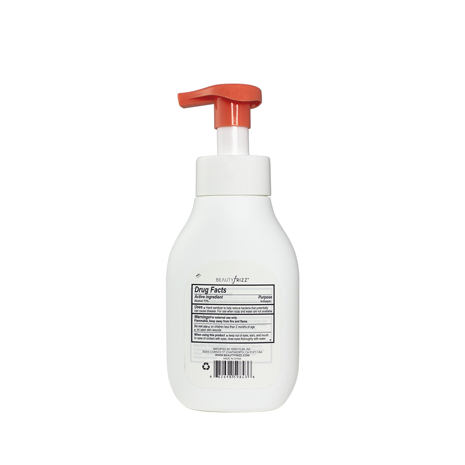 Hand Sanitizer-300ml Back